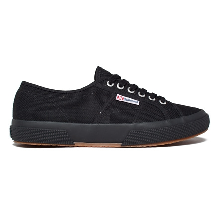 Superga 2750 Cotu Classic (Full Black)