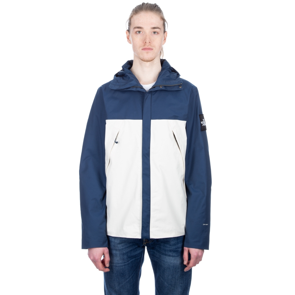 The North Face 1990 Mountain Jacket (Blue Wing Teal/Vintage White)