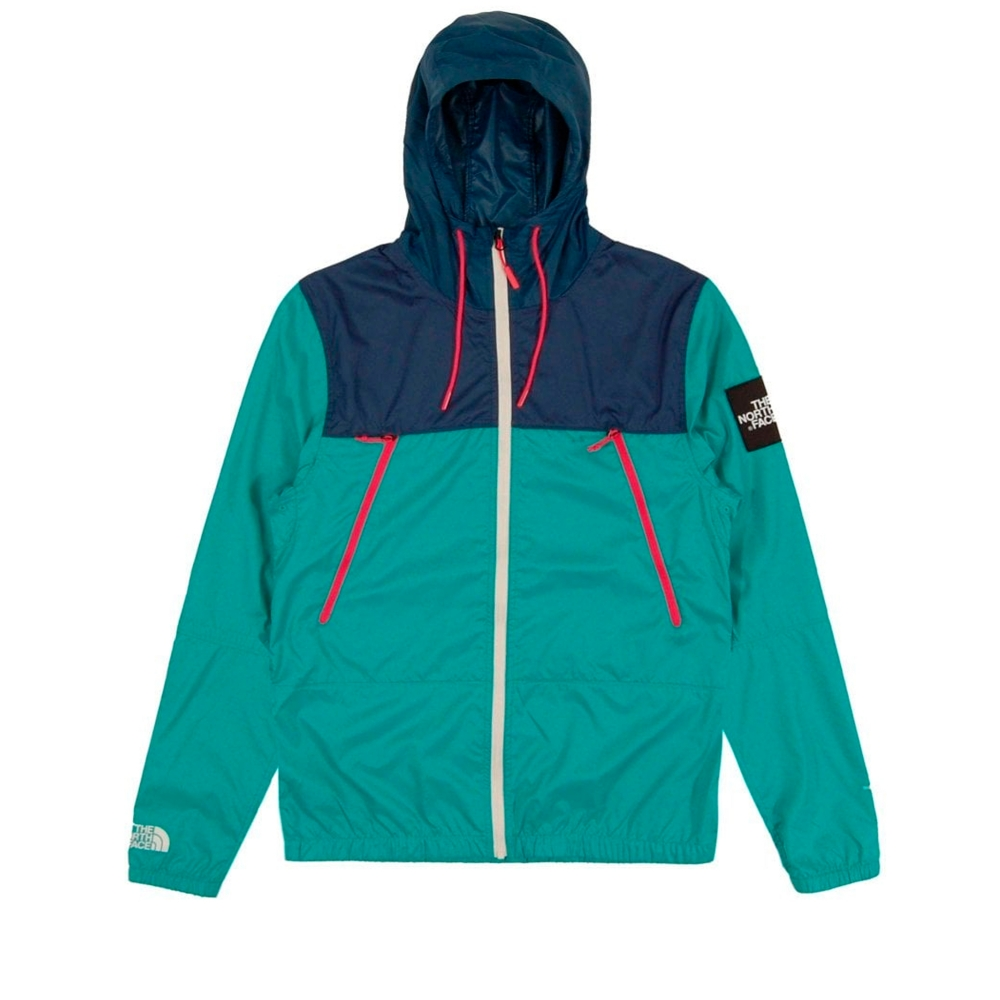 The North Face 1990 Seasonal Mountain Jacket (Porcelain Green/Blue Wing Teal)