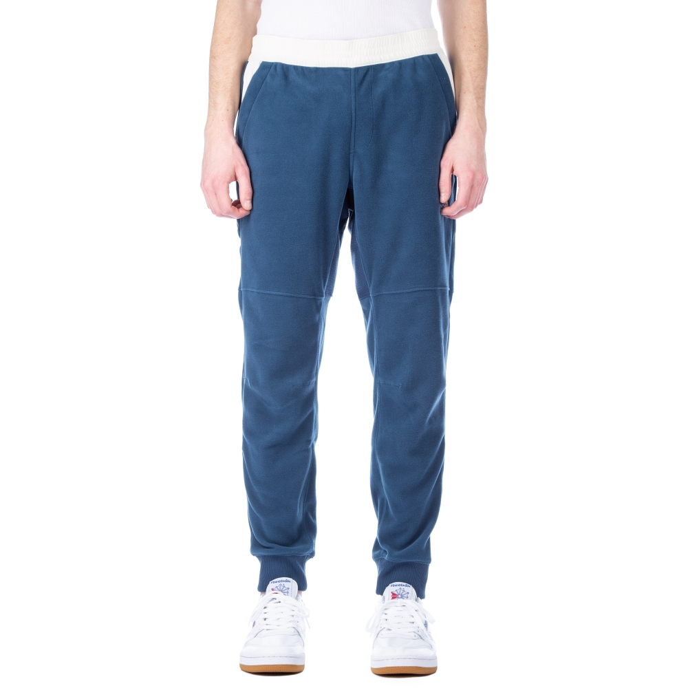 The North Face 1990 Staff Fleece Pant (Blue Wing Teal/Vintage White)