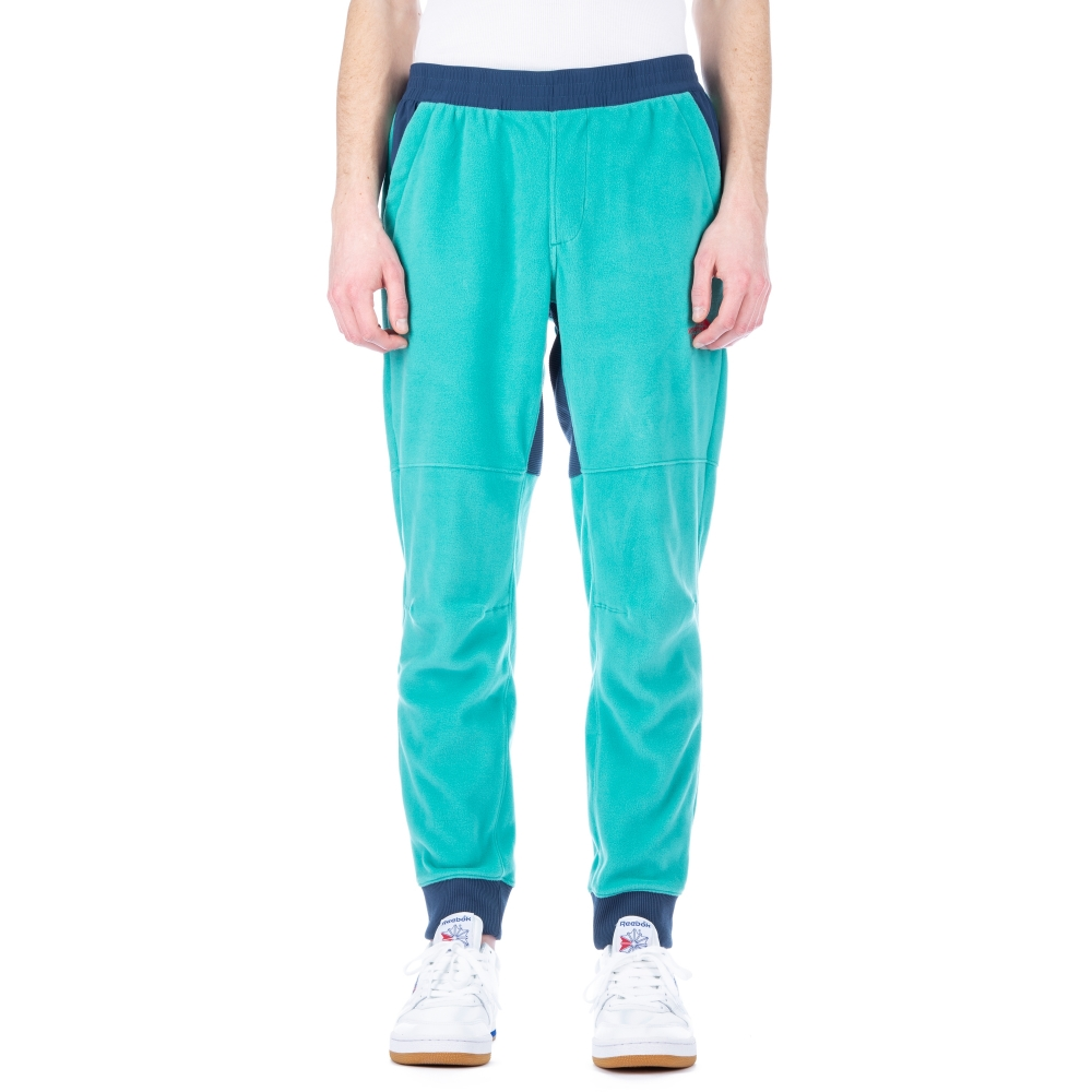 The North Face 1990 Staff Fleece Pant (Porcelain Green/Blue Wing Teal)