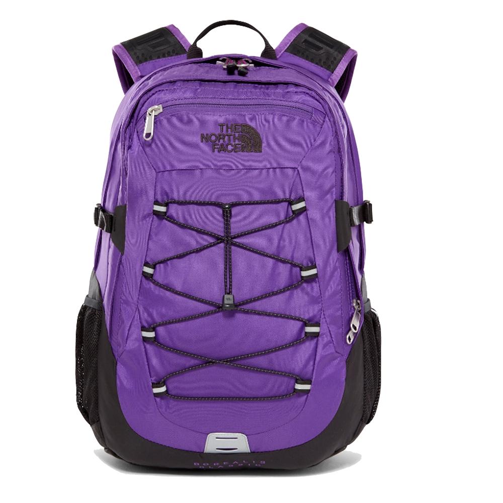 The North Face Borealis Classic Backpack (Tillandsia Purple/TNF Black)