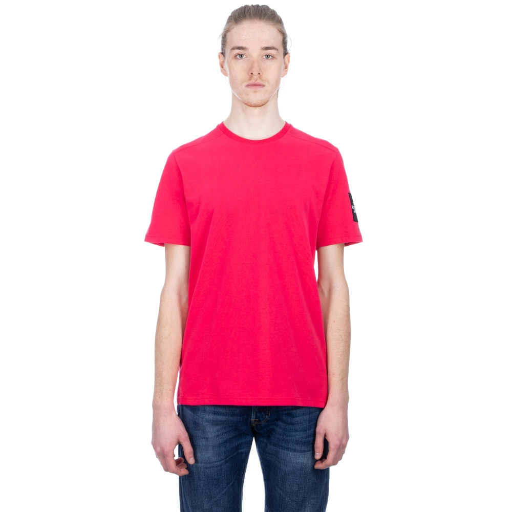 The North Face Fine 2 T-Shirt (Raspberry Red)