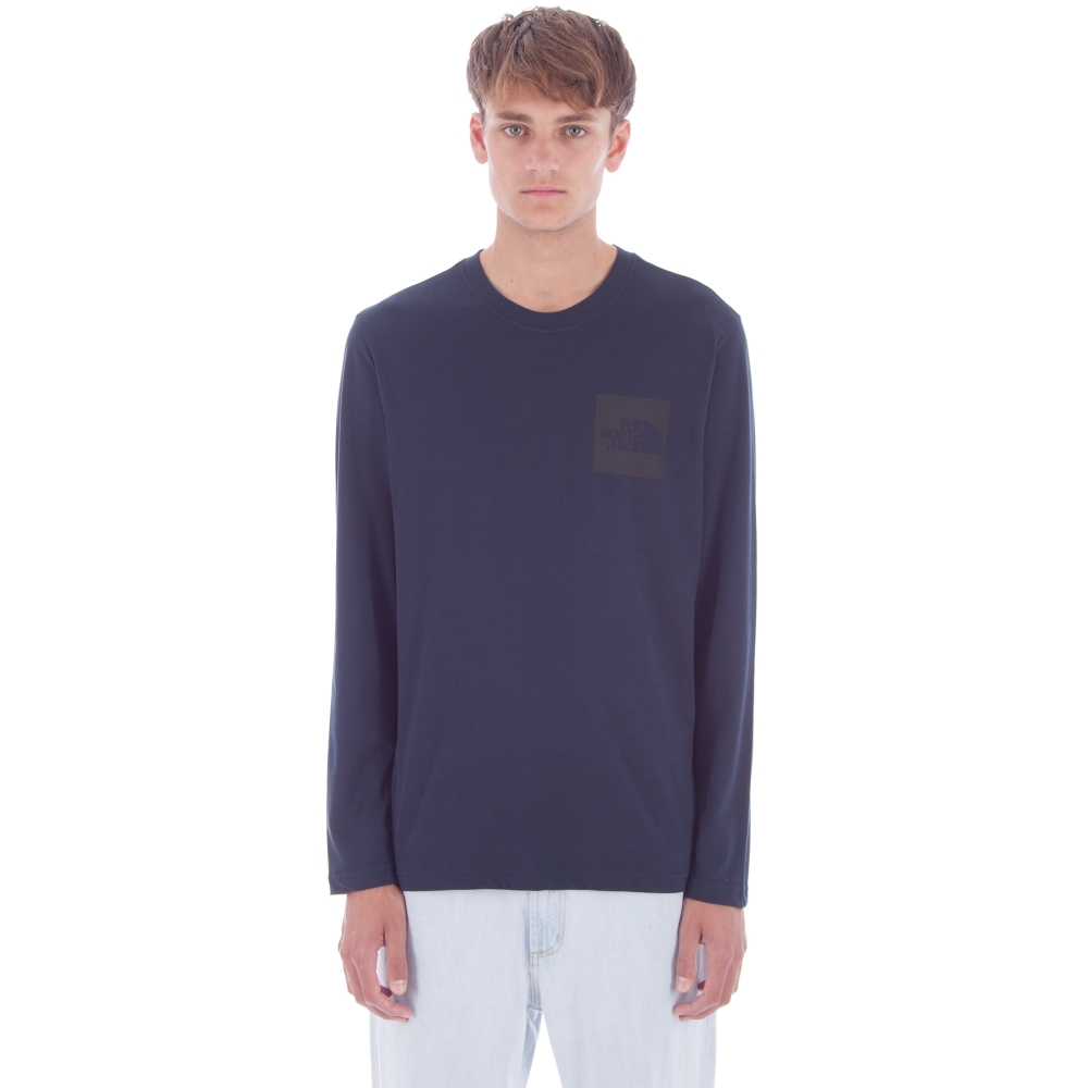 The North Face Fine Long Sleeve T-Shirt (Urban Navy)