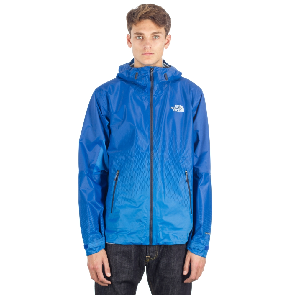 The North Face FuseForm Dot Matrix Jacket (Monster Blue/Tri Matrix)