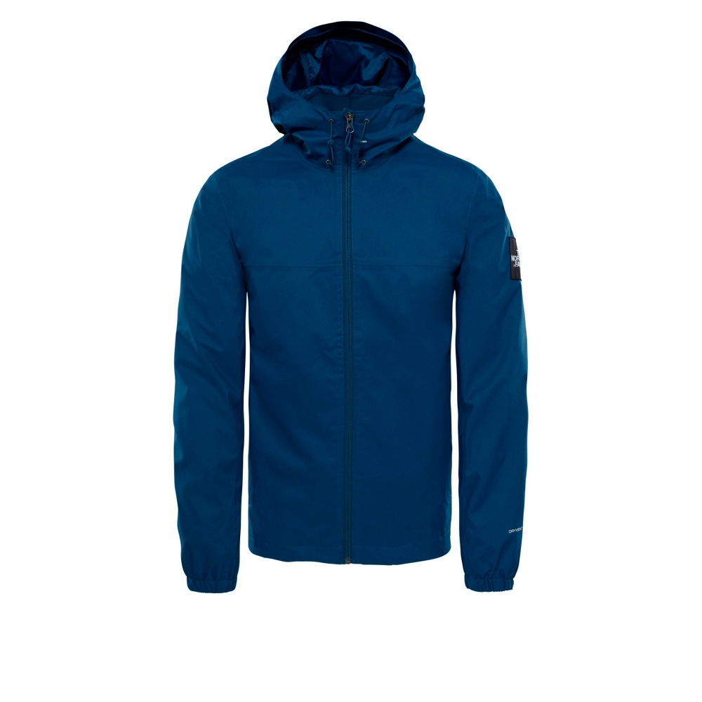 The North Face Mountain Q Jacket (Blue Wing Teal)
