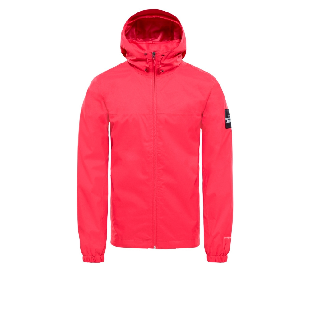The North Face Mountain Q Jacket (Raspberry Red)
