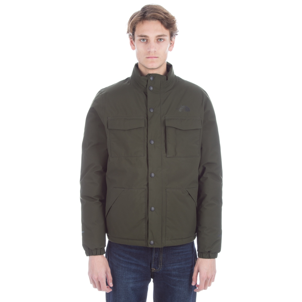 The North Face Red Label Hoodoo Jacket (Rosin Green)