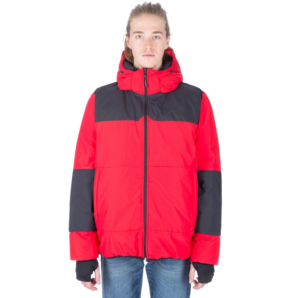 The North Face Red Label Nuptse Down Mega Parka (TNF Red)