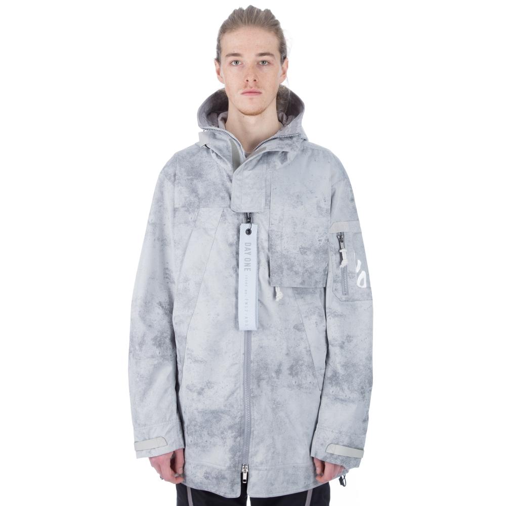 adidas Day One Three-Layer Jacket (Stone)