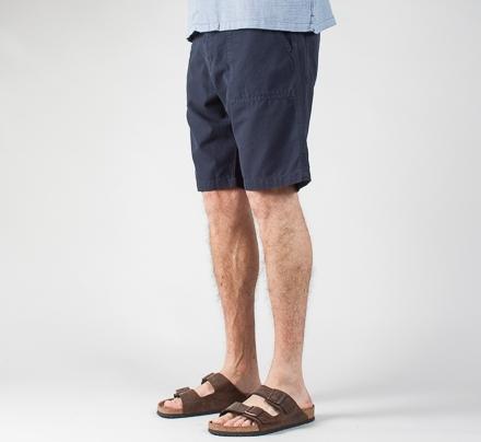 fatique shorts - Blue Universal Works Finishline For Sale VQLehM