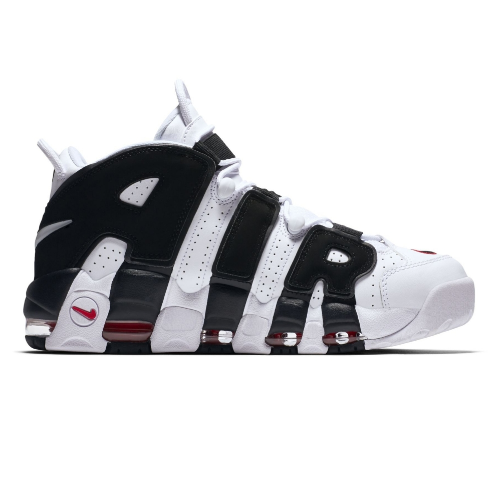 premium selection a074d 1a4fc Nike Air More Uptempo  Scottie Pippen  (White Black-University ...
