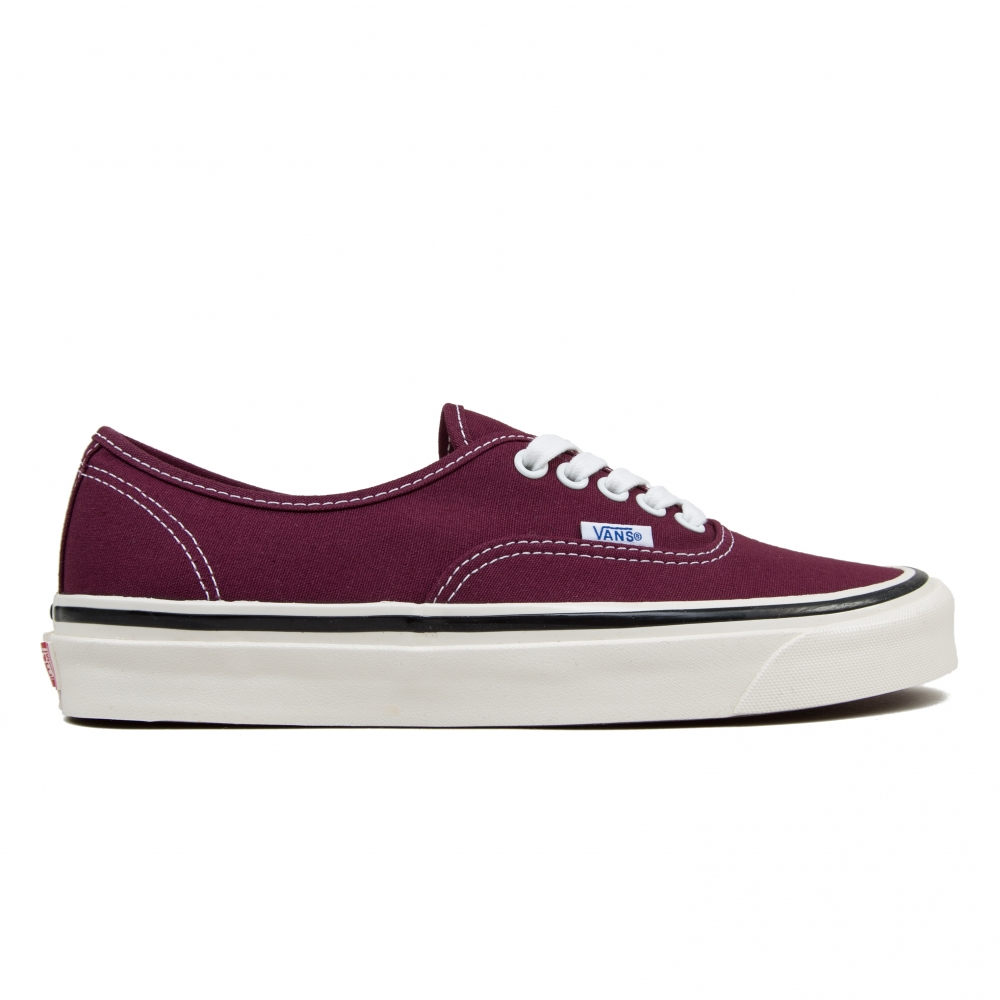 Vans Authentic 44 DX 'Anaheim Factory' (OG Burgundy)
