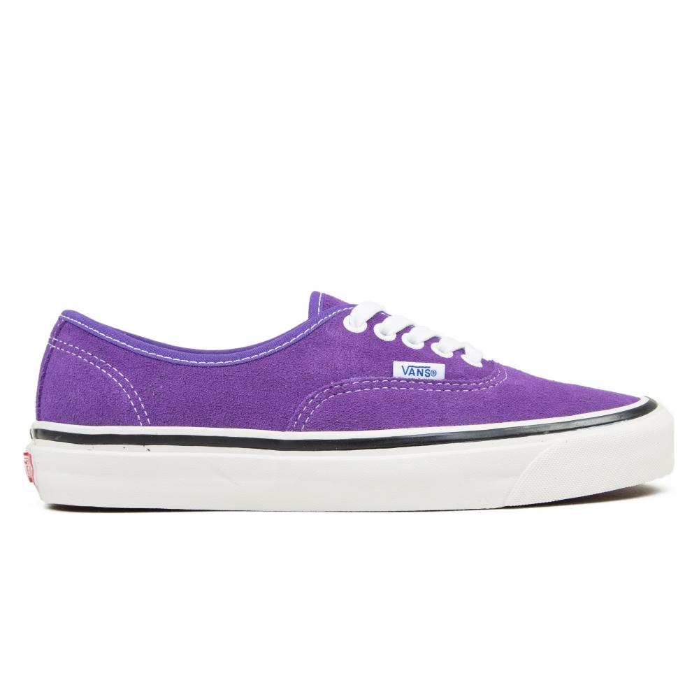 Vans Authentic 44 DX 'Anaheim Factory' (Suede/OG Bright Purple)