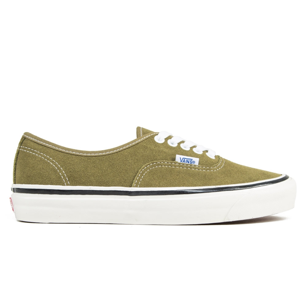 Vans Authentic 44 DX 'Anaheim Factory' (Suede/OG Olive)