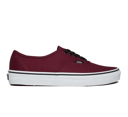 Vans Authentic (Port Royal/Black)
