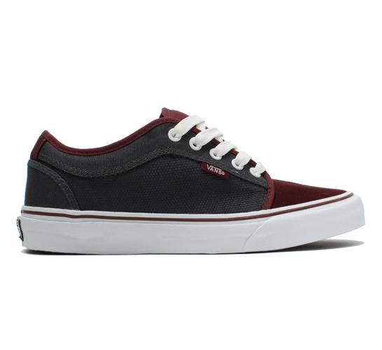 b3c049699b4a Vans Chukka Low (Burgundy Charcoal) - buy Vans Chukka Low skate ...