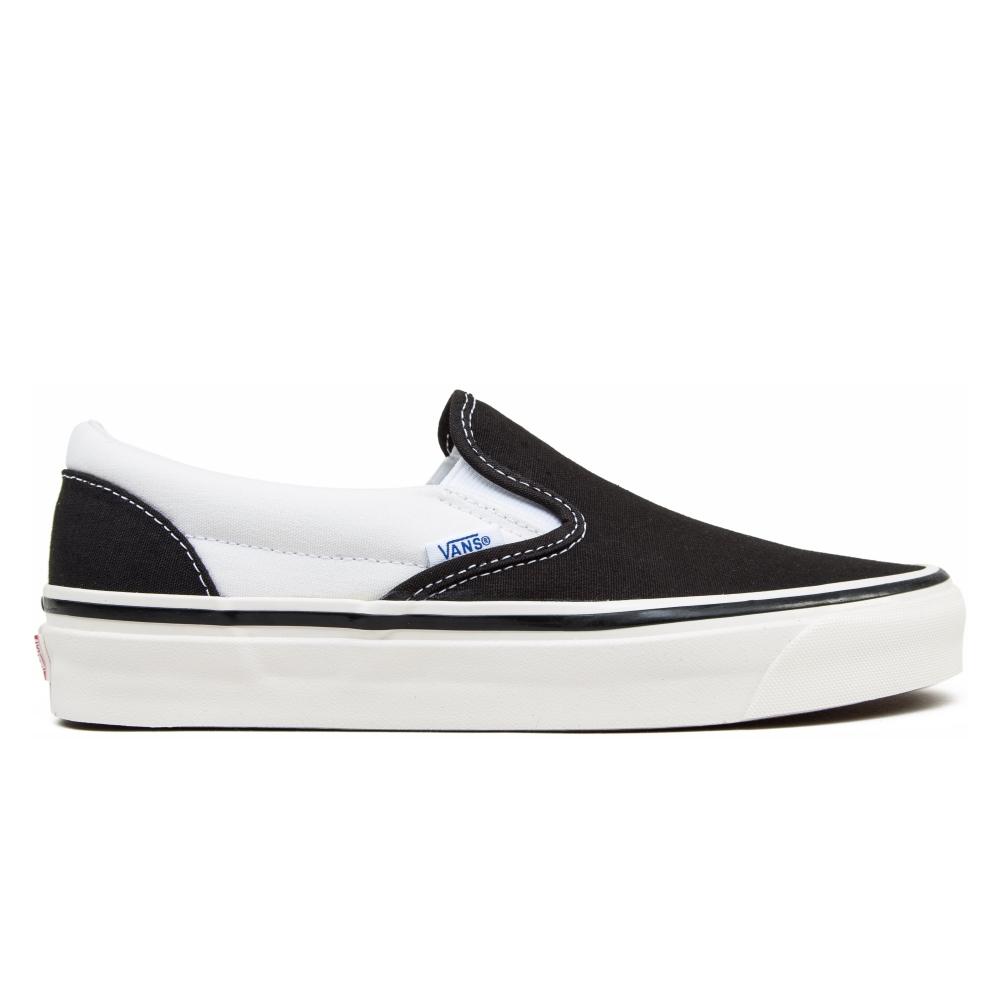 Vans Classic Slip On 98 DX 'Anaheim Factory' (Black/White)
