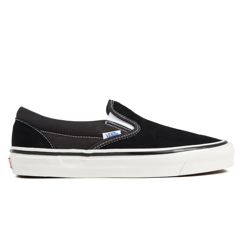 Vans Classic Slip On 98 DX 'Anaheim Factory' (Suede/OG Black)