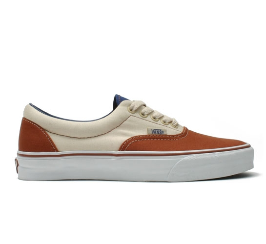 3d60415b57 Vans Skate Shoes - Era (Navy Coconut Shell)