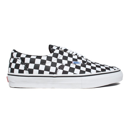 Vans Era Pro  Checkerboard  (Black White Blue) - Consortium. f93dcef7a