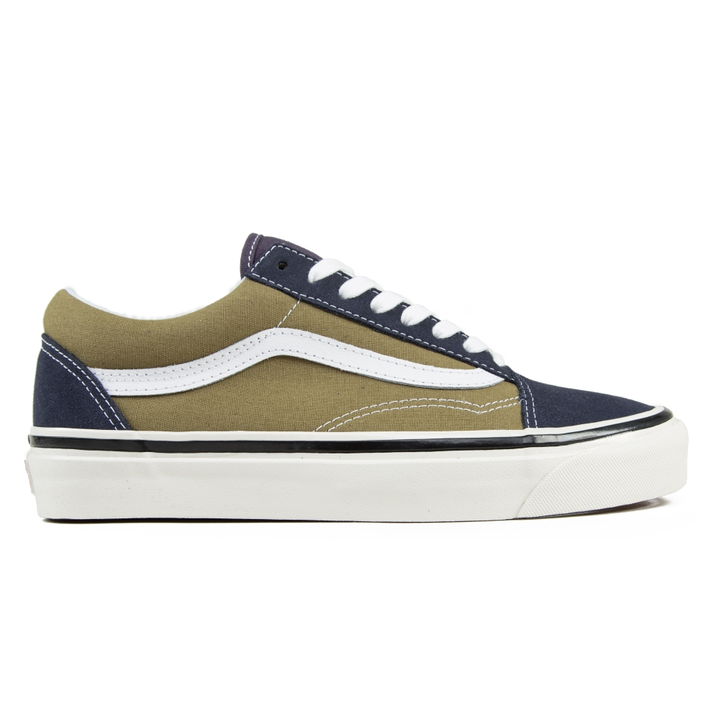 Vans Old Skool 36 DX 'Anaheim Factory' (OG Navy/OG Olive)