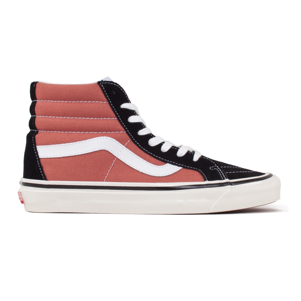Vans SK8-Hi 38 DX 'Anaheim Factory' (OG Rust/Black)