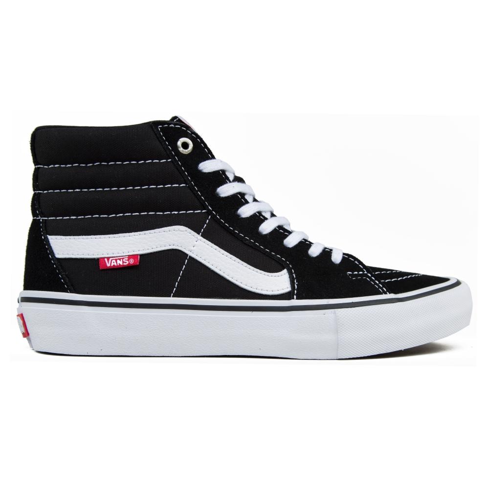 Vans Sk8-Hi Pro (Black/White)