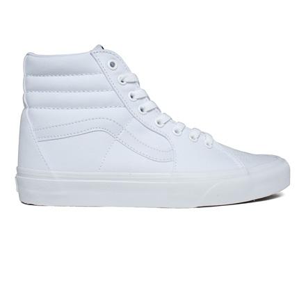 Vans Sk8-Hi (True White)