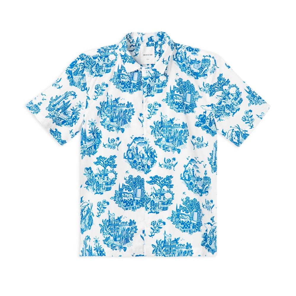 Wood Wood Brandon Shirt (Tourist Off-White)
