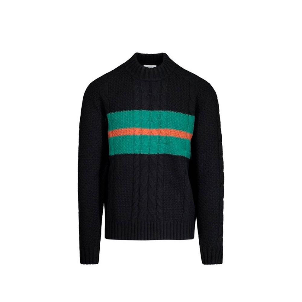 Wood Wood Calvin Sweater (Black)