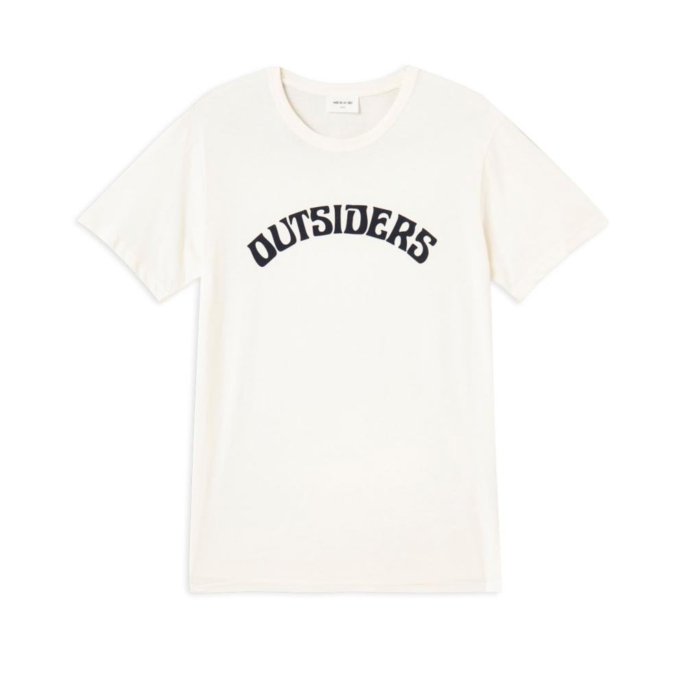 Wood Wood Humphrey T-Shirt (Off-White)