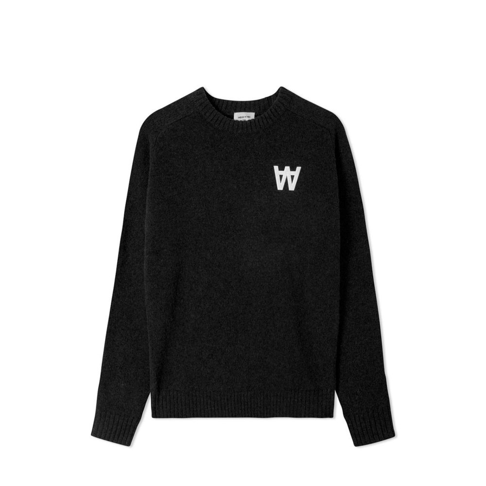 Wood Wood Kevin Sweater (Black)
