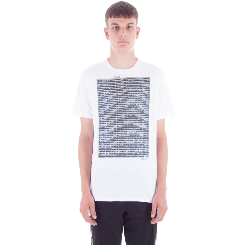 Wood Wood Maison T-Shirt (White)