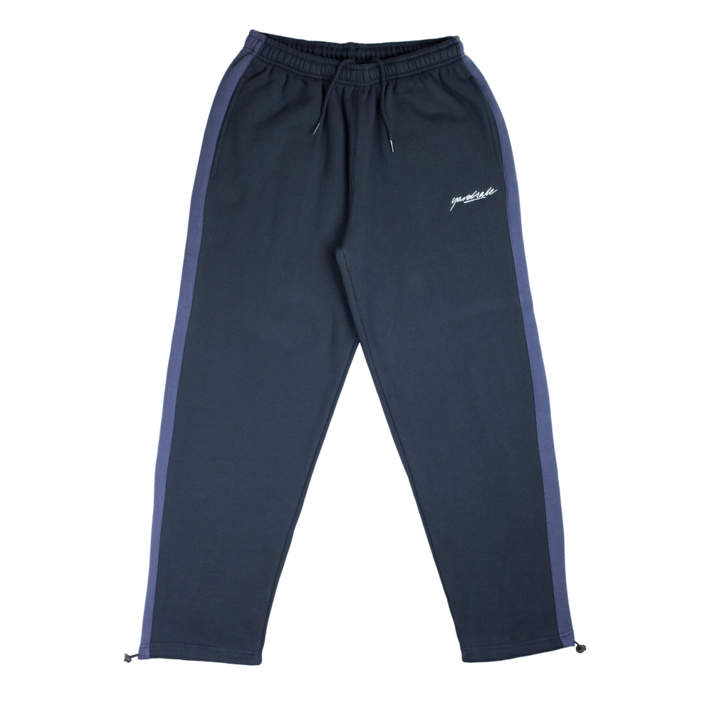 Yardsale 2Tone Tracksuit Bottoms (Navy/Asphalt)