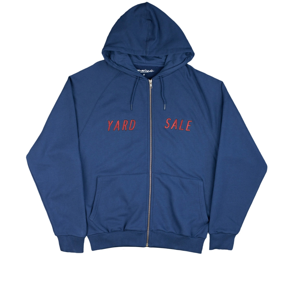 Yardsale 92' Full Zip Hooded Sweatshirt (Navy)