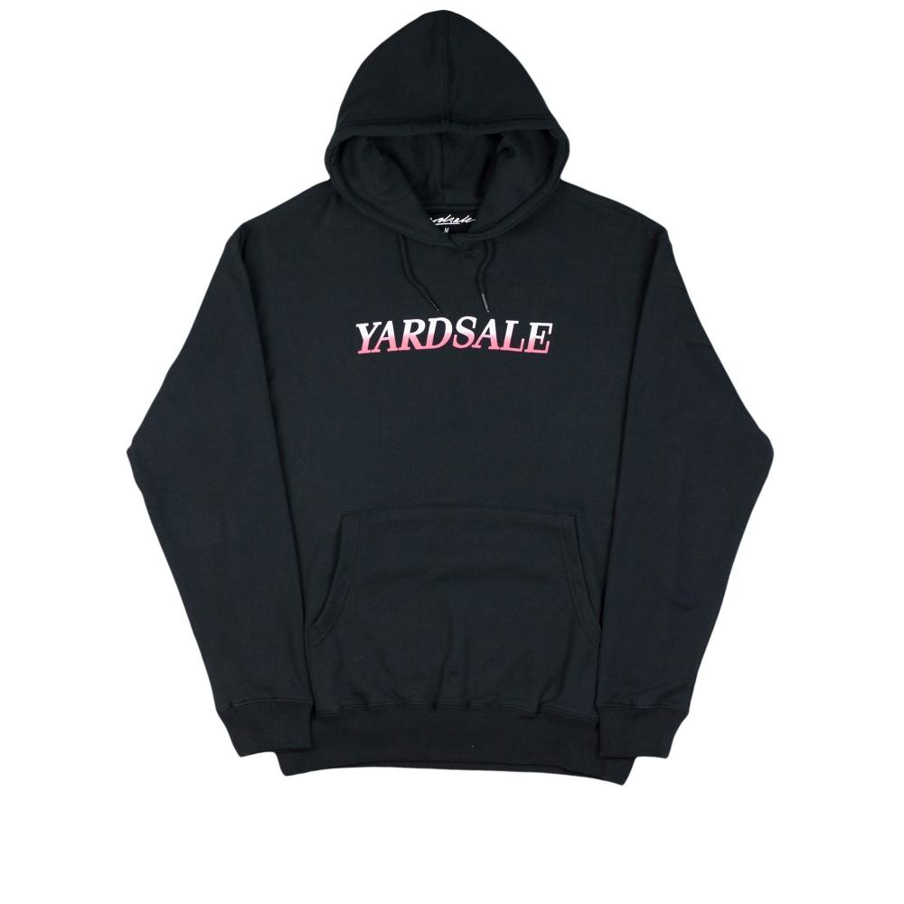 Yardsale Fade Pullover Hooded Sweatshirt (Black)