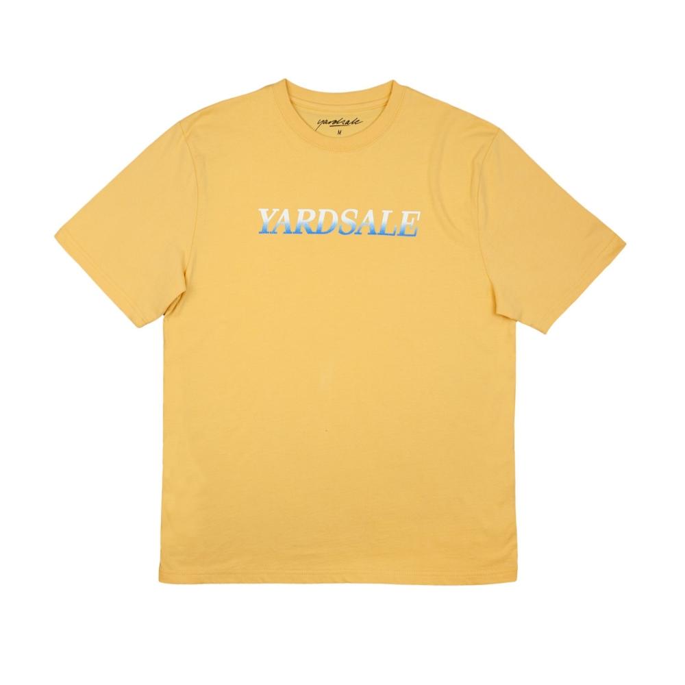 Yardsale Fade T-Shirt (Mustard)