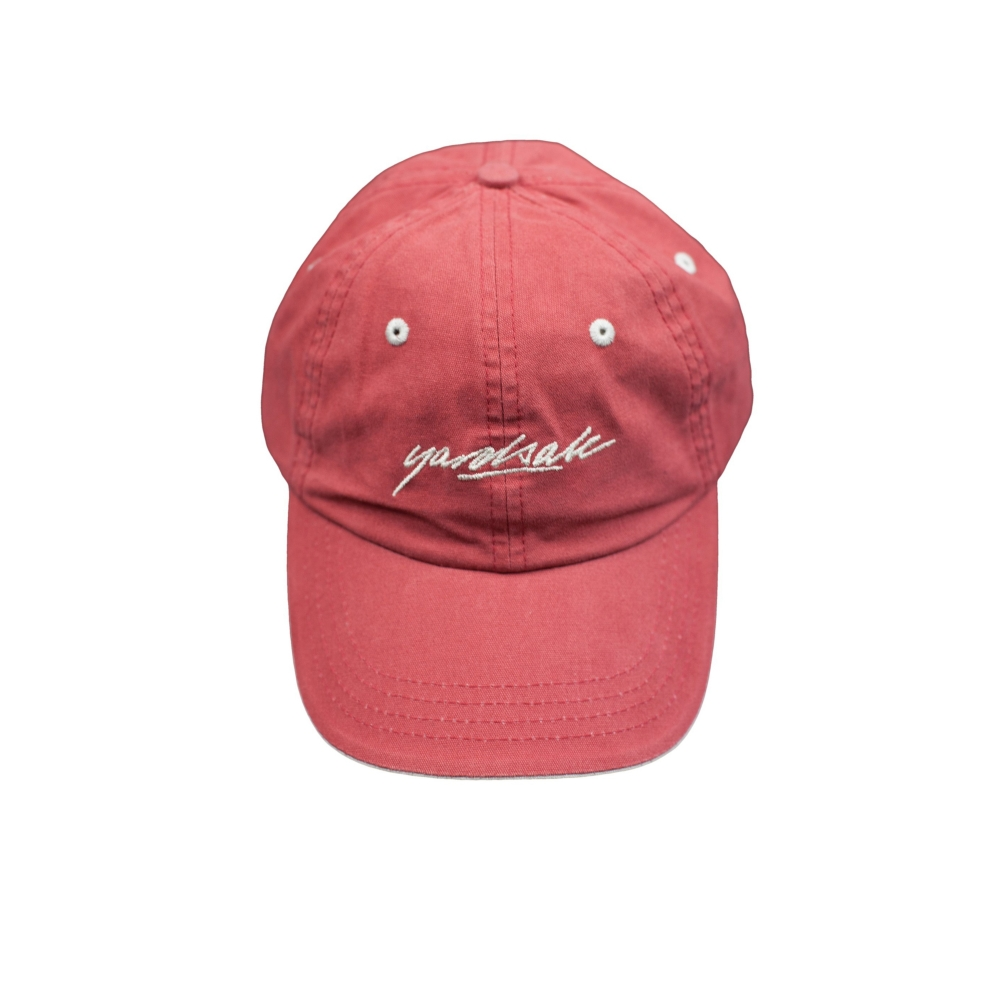 Yardsale Script Cap (Strawberry/Tan)