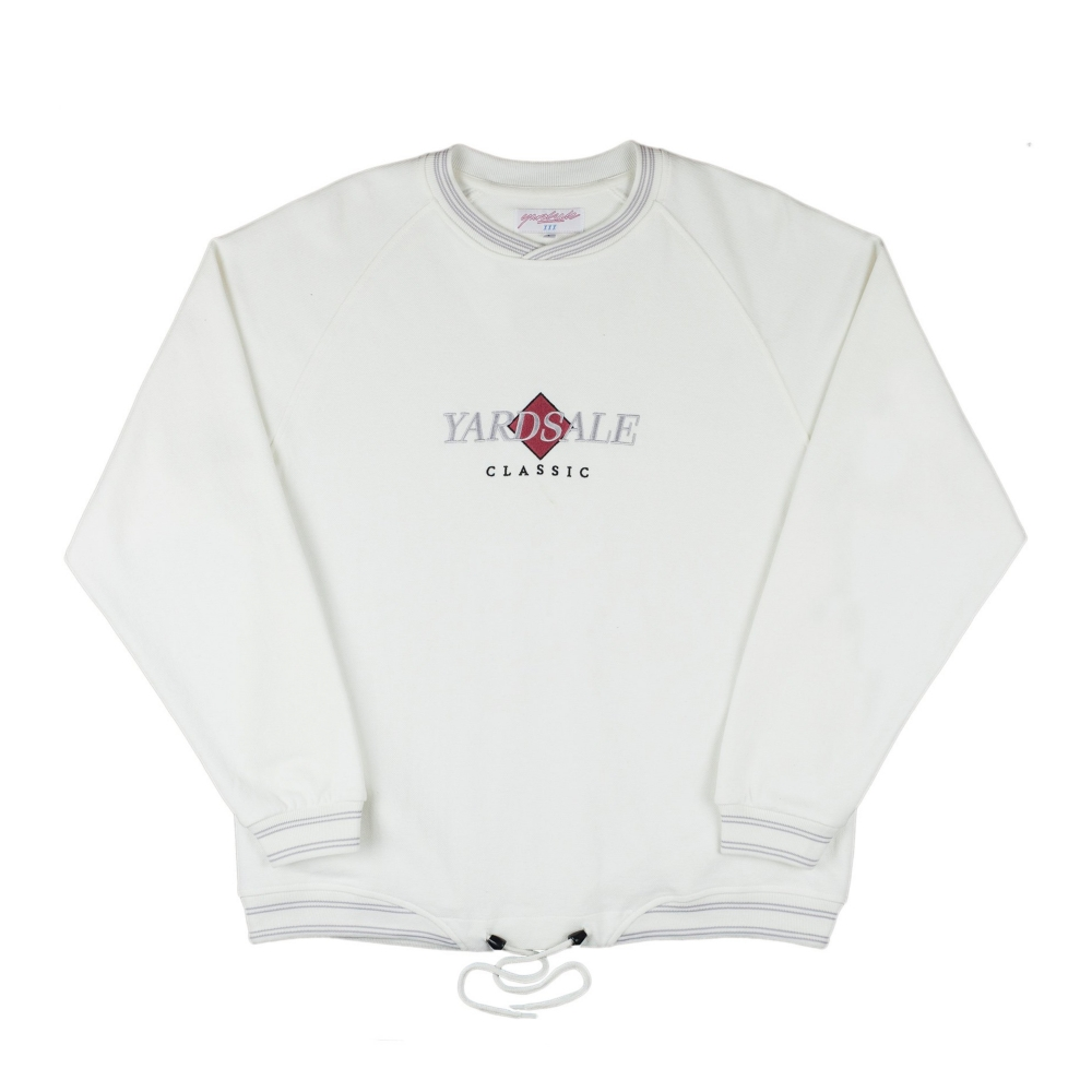Yardsale Sports Chalet Sweatshirt (White)