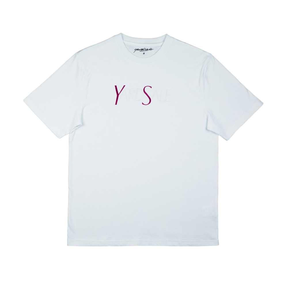 Yardsale YS T-Shirt (White)