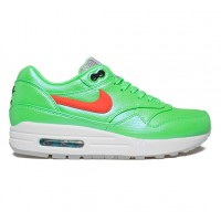 ea042c19d9 Nike Air Max 1 FB Premium 'Mercurial Pack' QS (Polarized Blue/Total  Crimson-Neo Lime) - Consortium