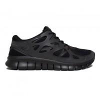 finest selection 3b30f ebd37 Nike Free Run 2 (BlackBlack-Black-Metallic Silver) - Consort