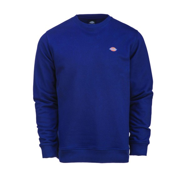 Dickies Seabrook Crew Neck Sweatshirt (Navy Blue)