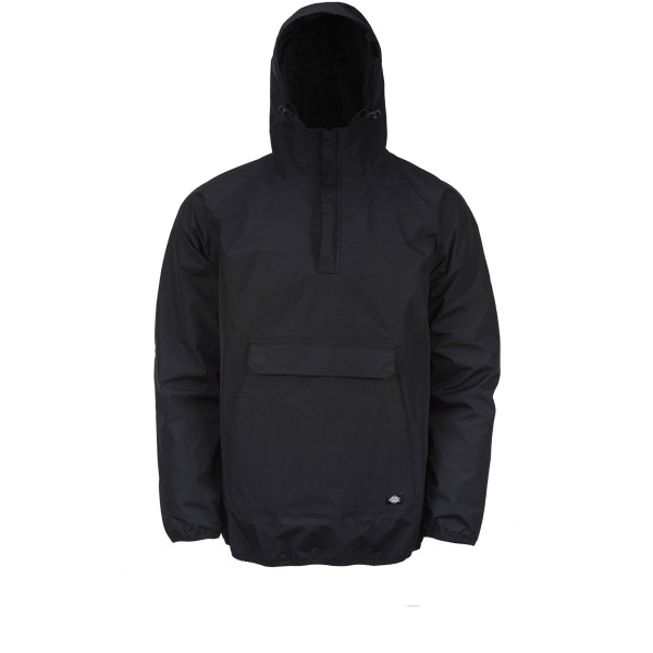 Dickies Rexville Pullover Jacket (Black)