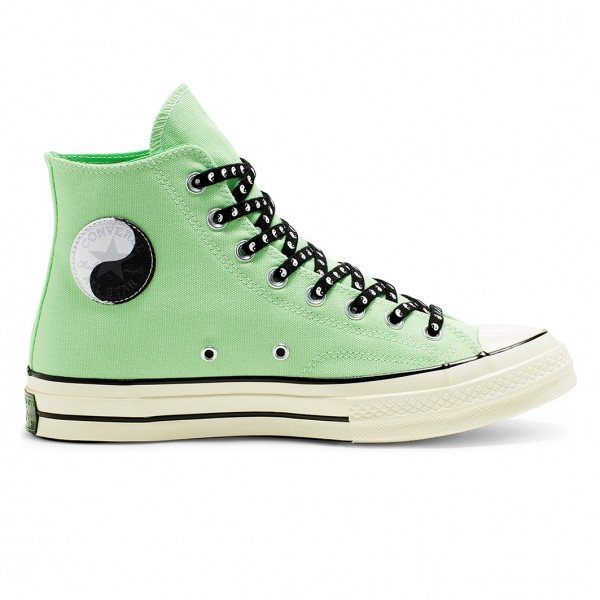 Converse Chuck Taylor All Star 70 Hi 'Psy-Kicks Pack' (Aphid Green/Black/Egret)