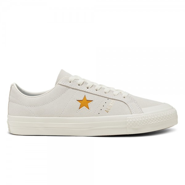 Converse Cons x Alexis Sablone One Star Pro AS (Pale Putty/Coast/University Gold)