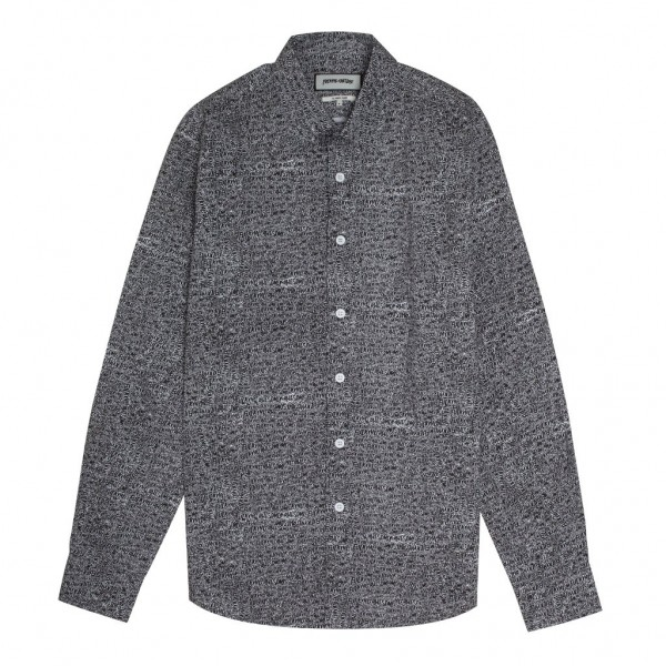 Fucking Awesome All Over Dress Shirt (All Over Print)