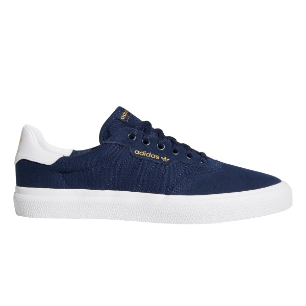 adidas Skateboarding 3MC (Collegiate Navy/Footwear White/Collegiate Navy)