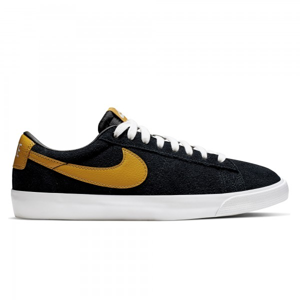 Nike SB Blazer Low Grant Taylor (Black/Wheat-Summit White)